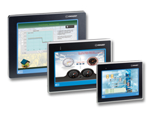 Crouzet Touchpanels